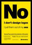 No. I Don't Design Logos.