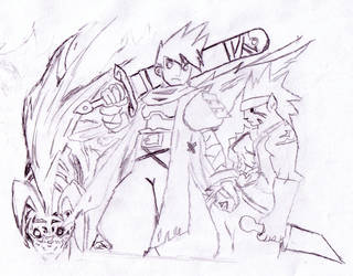 Ryu-jen by tasuneagi