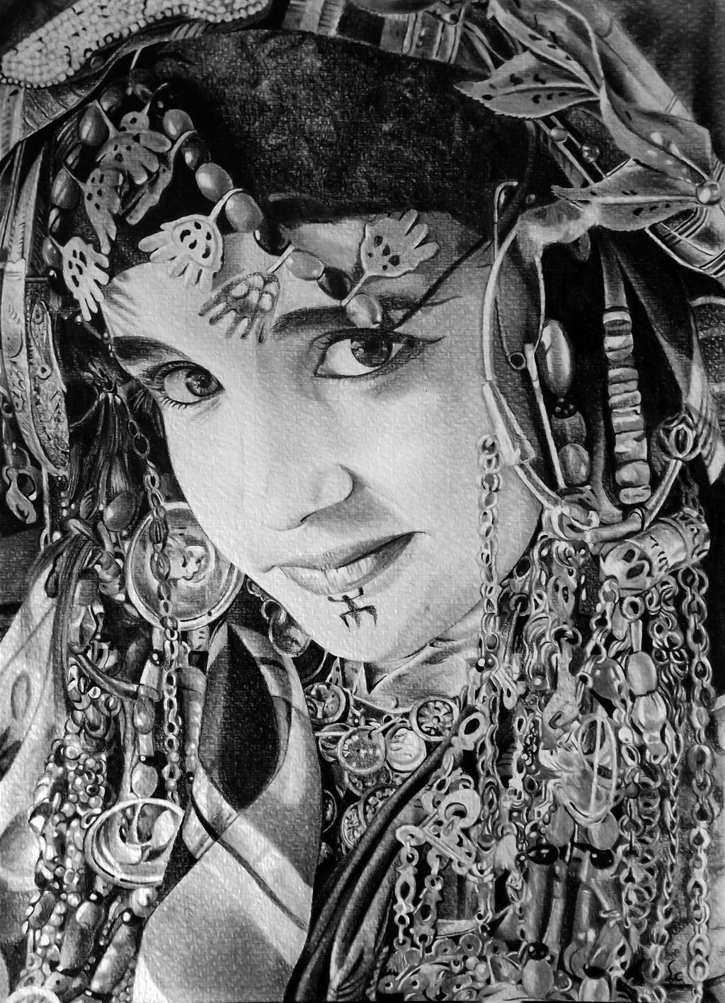 Les enfants du monde  Maroc by PortraitLc