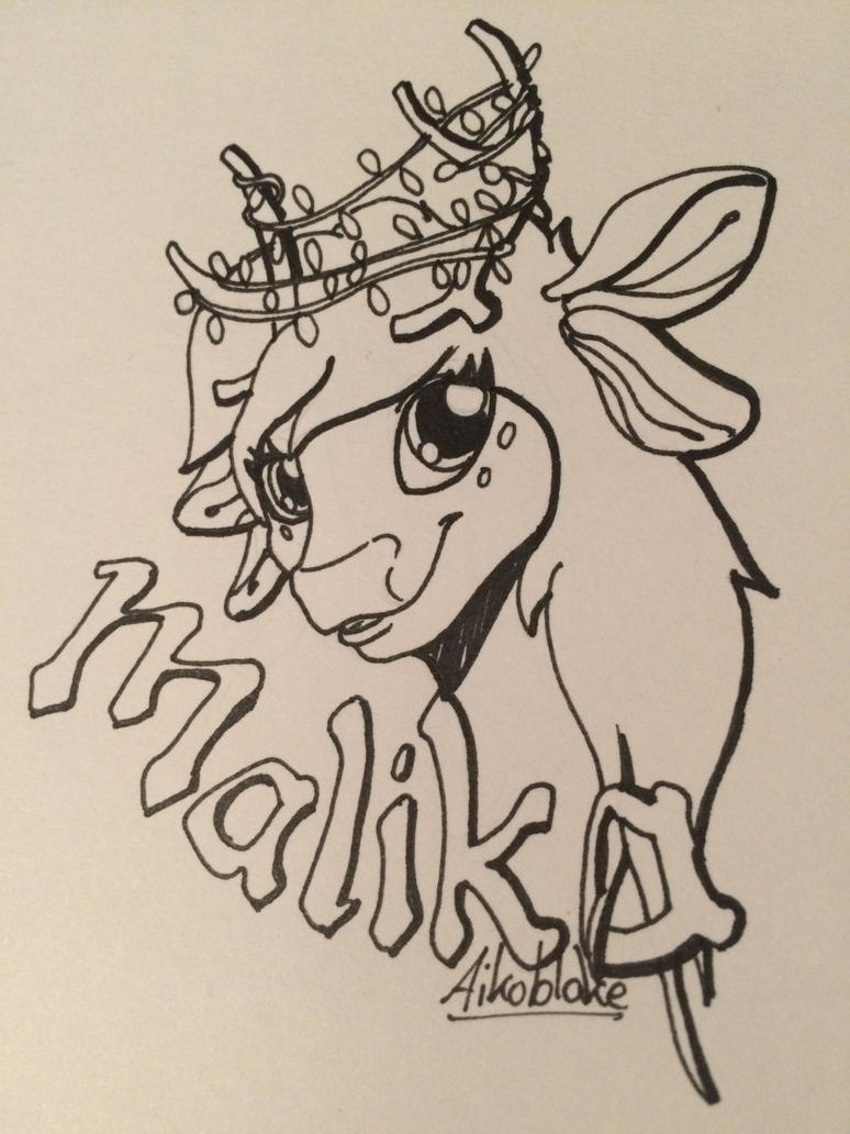 Malika - Head Shot by Miss-Ashtastic