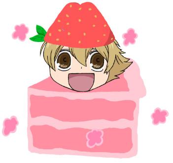 Hunny Cake - chibi