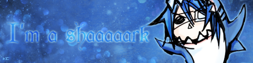 Air Gear - I'm a shaaark by LittleKatsu