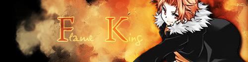 Air Gear - Flame King by LittleKatsu