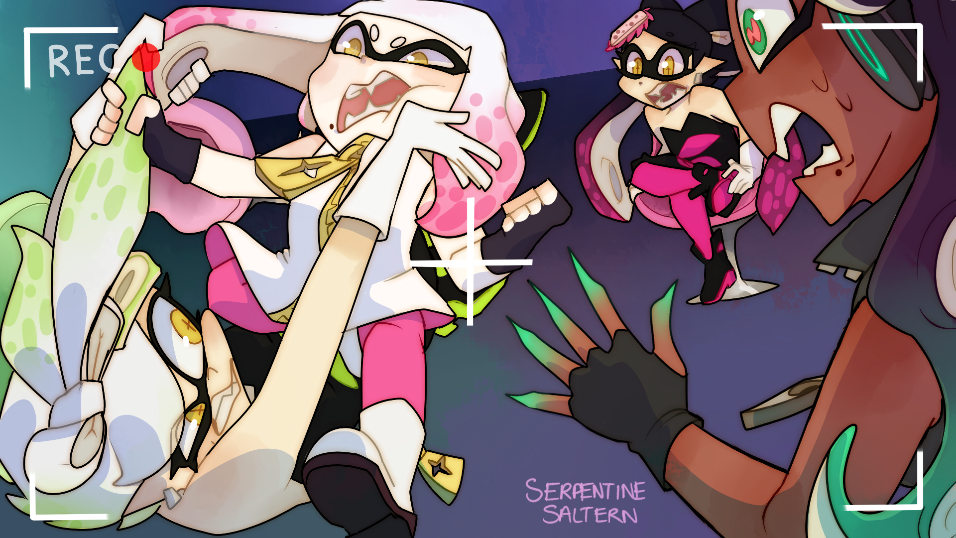 AND WE'RE LIVE! (+SPEEDPAINT)