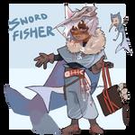Sword Fisher GA Adopt [CLOSED]