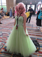 Fluttershy- Taken at Connecticon 2018 by BrinyCosplay