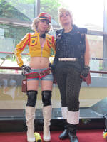 Final Fantasy- Taken at Connecticon 2018 by BrinyCosplay