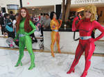 Totally Spies-  Katsucon 2019