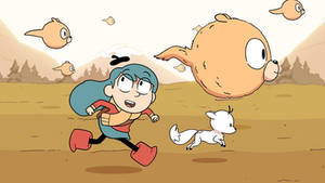 WATCH THIS SHOW!  Hilda Review