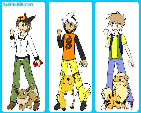 Deviantart Pokemon Creator – Fondos de Pantalla