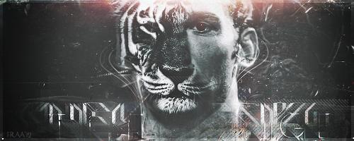 Shevchenko - The Tiger by Fraa-Art