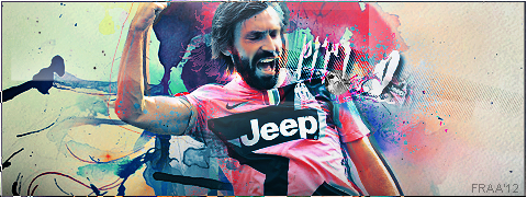 Andrea Pirlo by Fraa-Art