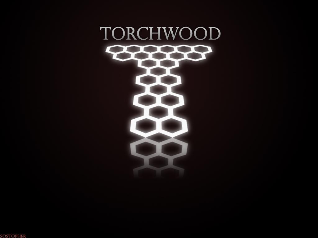Torchwood Wallpaper New logo