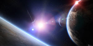 Untitled Space Panorama