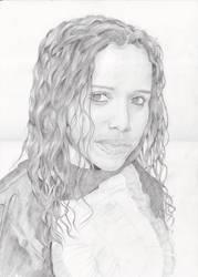 the girl by DaviLeopardo