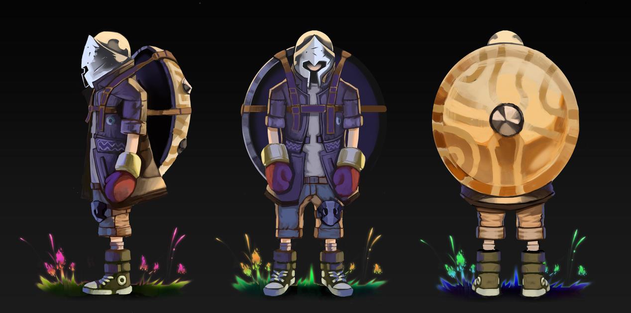 Character Design by JoeDiepstraten
