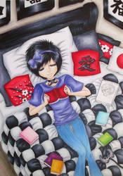 Little Dreamer by SpazztasticFanGirl