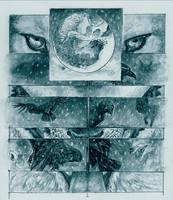 Dodia Arniou - Lamb's Teeth prologue page 1 by foxspitt