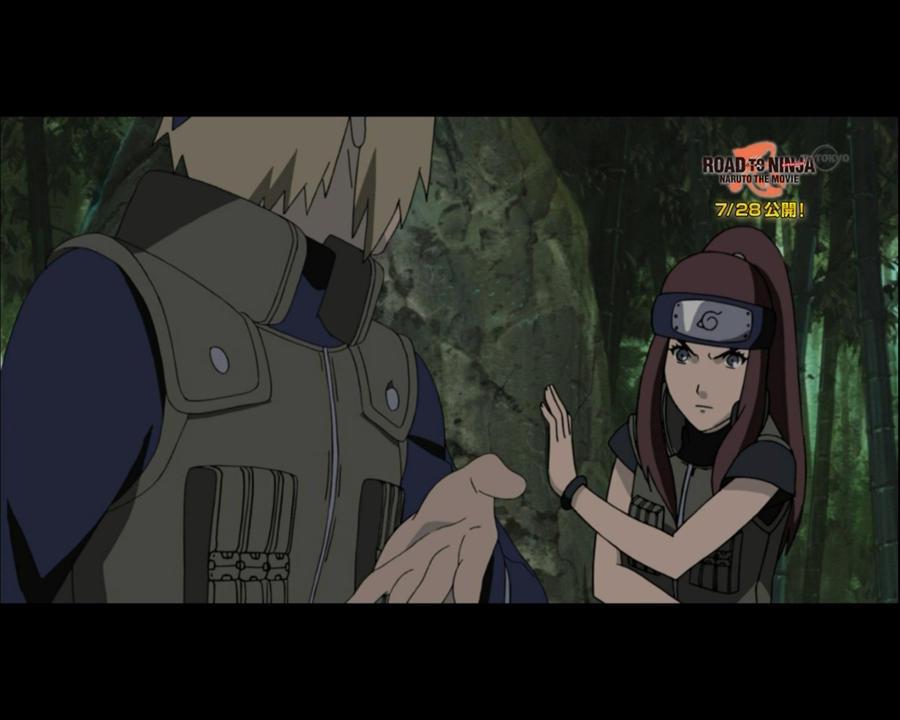 Naruto shippuden Road to Ninja Minato et Kushina by ...