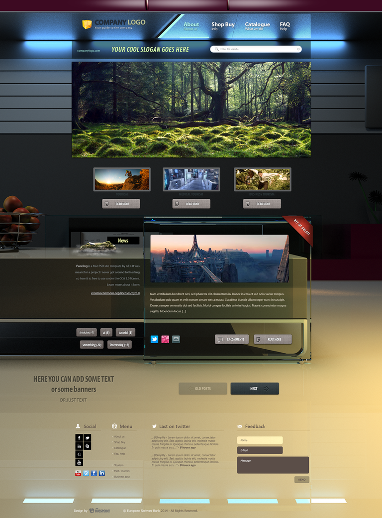3d webdesign concept template feel free to buy by sashander on 3d webdesign concept template feel free to buy maxwellsz