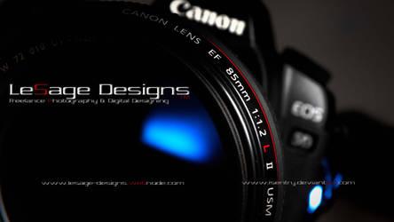 LeSage Designs Camera Webart