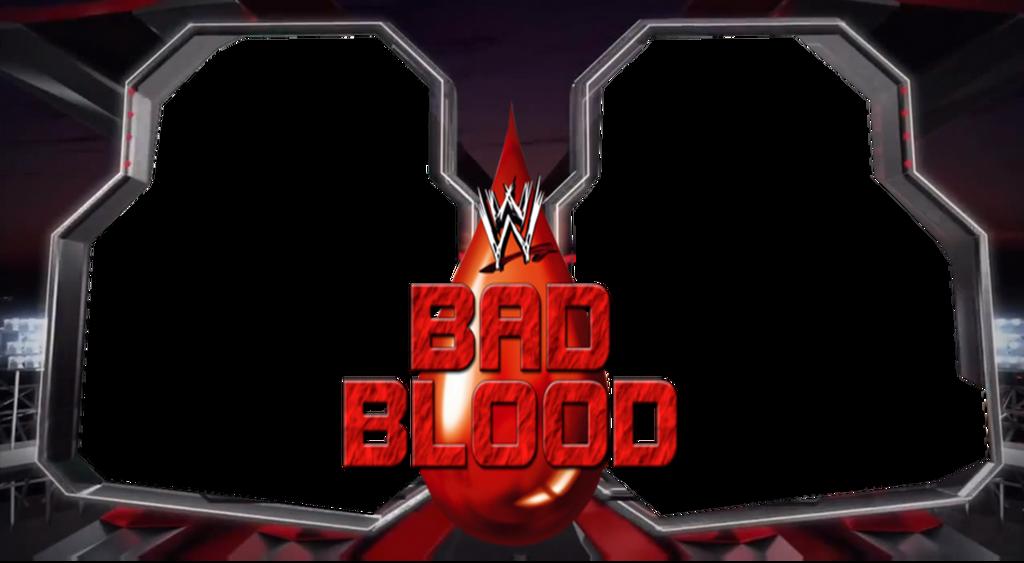 bad blood match card template by alan12309 on deviantart