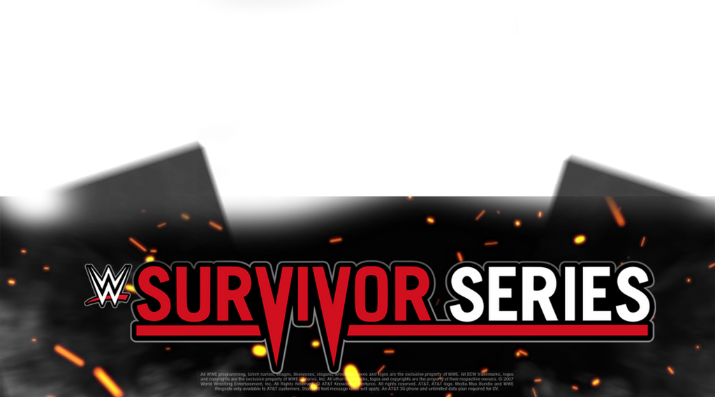 survivor series match card template by alan12309 on deviantart