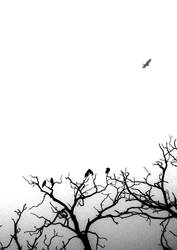 The Crows by PurestGreen