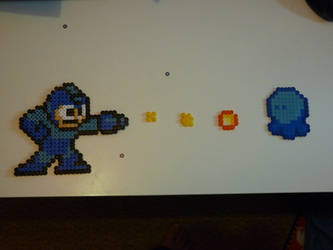 Megaman VS octopus FIGHT by charlinedrice