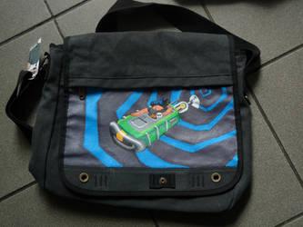 Bag-painting: DOTT bis by charlinedrice