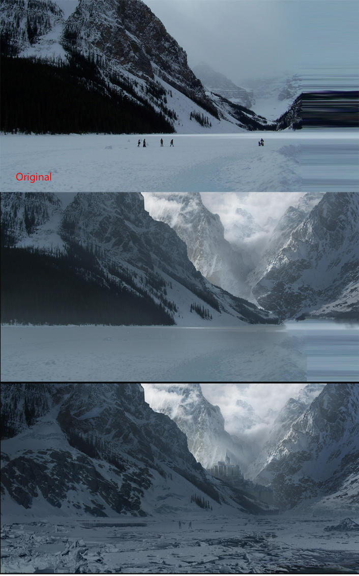 Matte painting tutorial by pirsion on deviantart matte painting tutorial by pirsion baditri Gallery