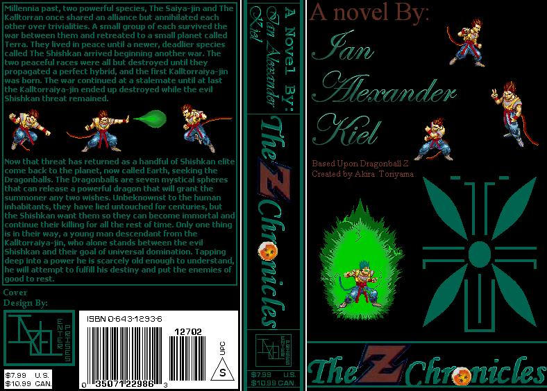 The Z Chronicles Cover by Yonk-Sama on DeviantArt