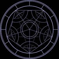 Magic Circle - Pentagram Base by Shadowtext