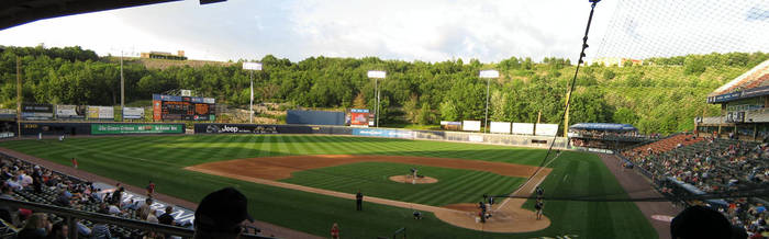 PNC Field Panorama by kkworker