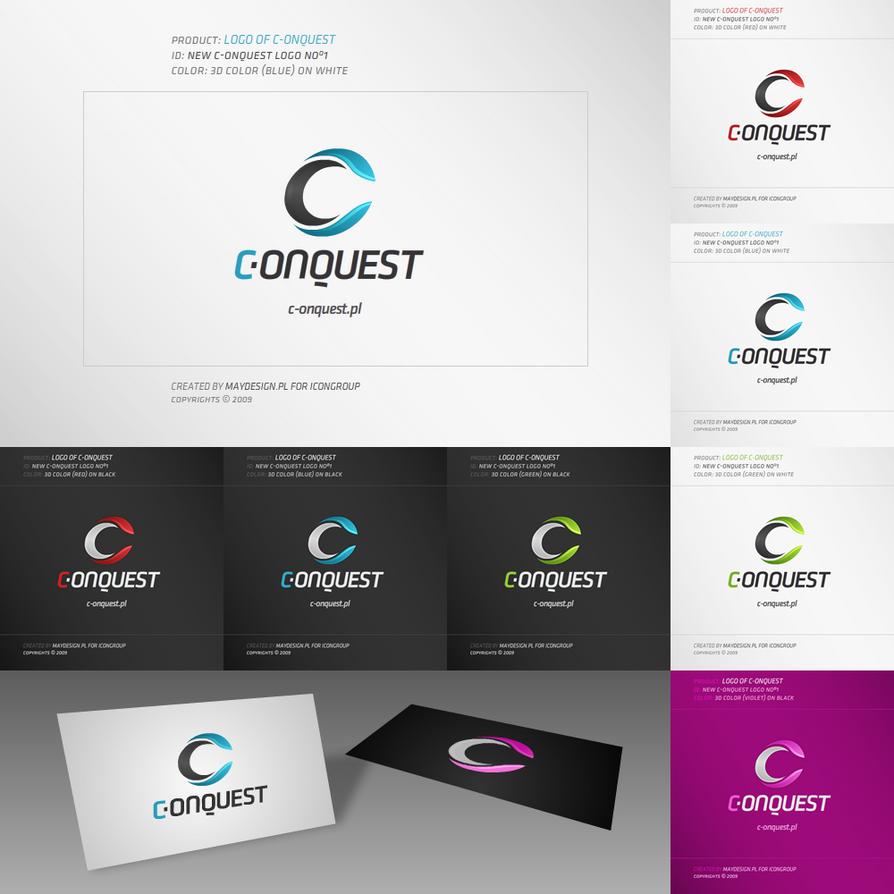 C-ONQUEST Logo by erroid