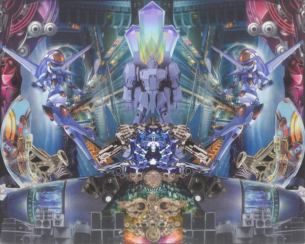 Techsavvy by bluespectralmonkey