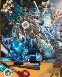wetware  by bluespectralmonkey