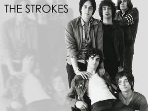 The Strokes : Grey