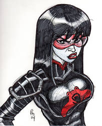 Baroness by masamune7905