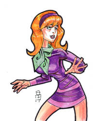 Daphne by masamune7905
