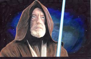 Obi Wan by masamune7905