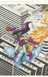 Green Goblin Commission