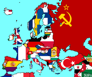 Europe in 1933 by Disney08
