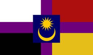 Alternate Malaysia flag