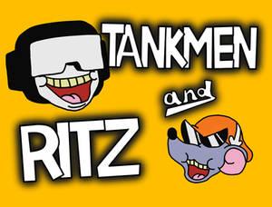 Tankmen and Ritz promo material