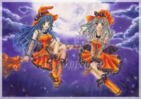 Happy Halloween by 0Febris0