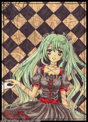 Cantarella- Miku Hatsune by 0Febris0