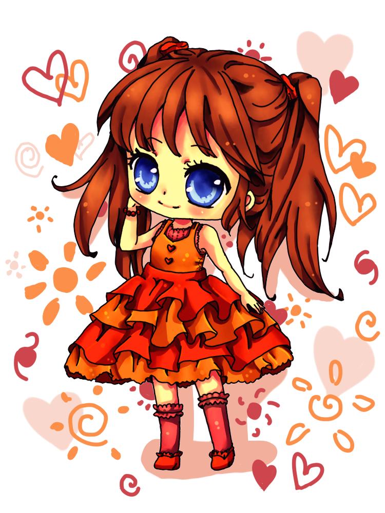 Chibi Ryokou by 0Febris0