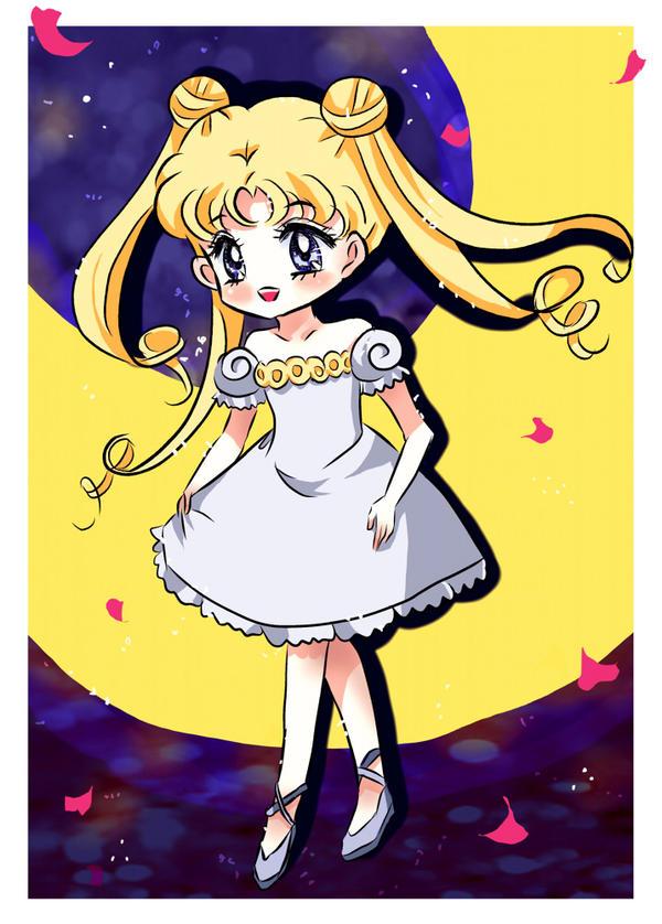 Princess Serenity by 0Febris0