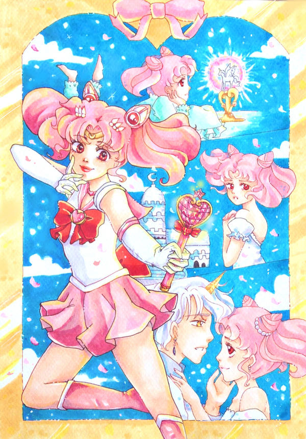 sailor moon 2 favourites - photo #21